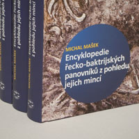 Encyklopedie Baktrie - kniha