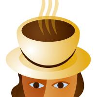 Svět kávy - logo a webová prezentace