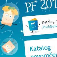Prezentace novoročních přání - weby